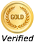 Gold verified
